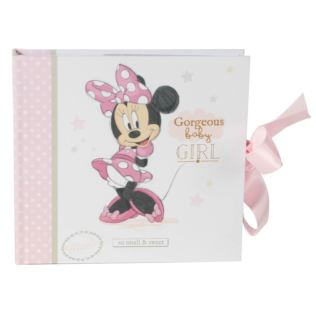 "Disney Magical Beginnings Photo Album 4"" x 6"" - Minnie Product Image"