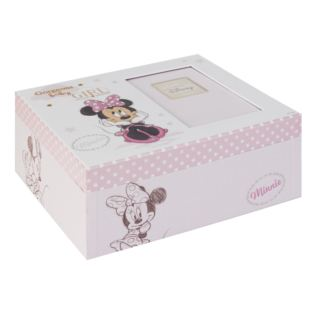 Disney Magical Beginnings Keepsake Photo Box - Minnie Product Image