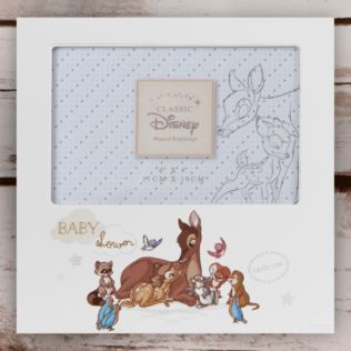 "6"" x 4"" - Disney Magical Beginnings Frame Bambi Baby Shower Product Image"