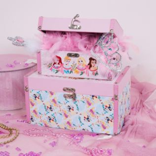 Disney True Princess Set of 2 Storage Boxes Product Image