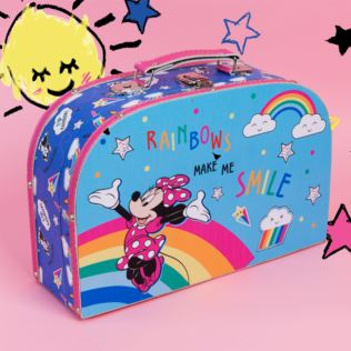 Disney Minnie Mouse Carry Case Product Image