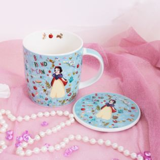 Disney Mug & Coaster Gift Set - Snow White Product Image