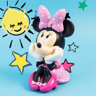 Disney Magical Beginnings Money Bank - Minnie Product Image