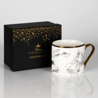 Disney Classic Collectable New Bone China Mug - Cinderella Product Image