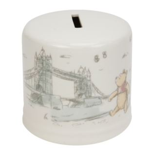 Disney Christopher Robin Ceramic Money Box Product Image