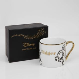 Disney Classic Collectable New Bone China Mug - Tigger Product Image