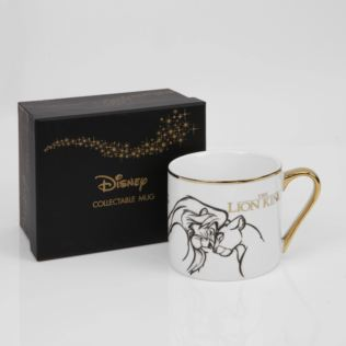 Disney Classic Collectable New Bone China Mug - Lion King Product Image