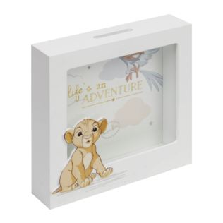 Disney Magical Beginnings Lion King Money Box - Simba Product Image