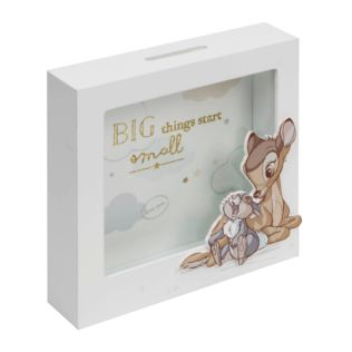 Disney Magical Beginnings Money Box - Bambi Product Image