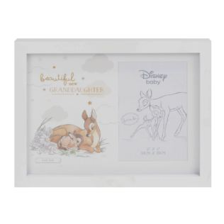 "4"" x 6"" - Disney Magical Beginnings Photo Frame - Bambi Product Image"