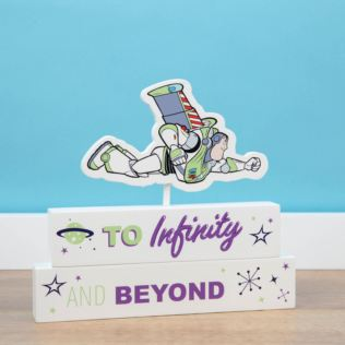 Disney Toy Story 4 Buzz Lightyear Mantel Block Product Image