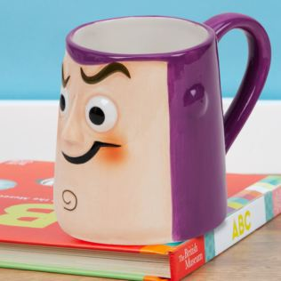 Disney Toy Story 4 Buzz Lightyear 3D Earthenware Mug Product Image
