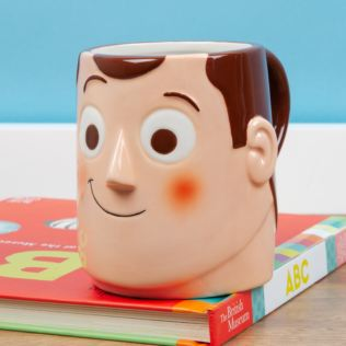 Disney Toy Story 4 Woody Ceramic 3D Mug Product Image
