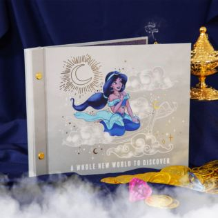 "Disney Aladdin Photo Album 7"" x 5"" - Jasmine Product Image"