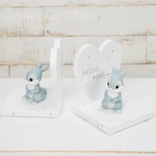 Disney Magical Beginnings Bambi Moulded Bookends - Thumper Product Image
