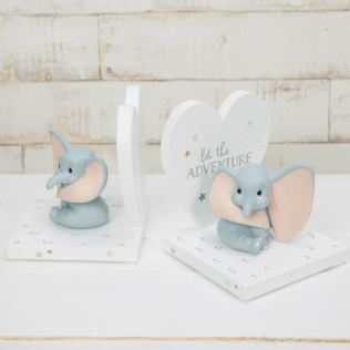 Disney Magical Beginnings Moulded Bookends - Dumbo Product Image