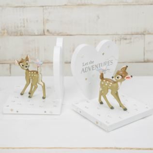 Disney Magical Beginnings Moulded Bookends - Bambi Product Image
