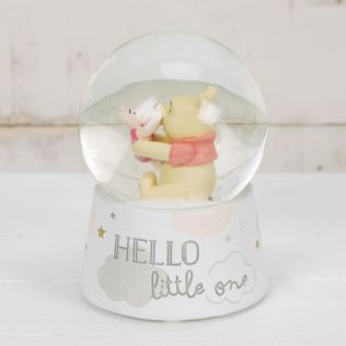Disney Magical Beginnings Snow Globe Pooh & Piglet Product Image