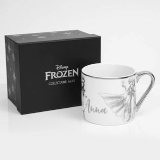 Disney Classic Collectable New Bone China Mug - Anna Product Image