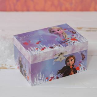 Disney Frozen 2 Musical Jewellery Box Product Image