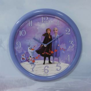 Disney Frozen 2 Wall Clock Product Image