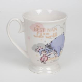 Disney Magical Beginnings Eeyore Mug - The Best Nan Product Image