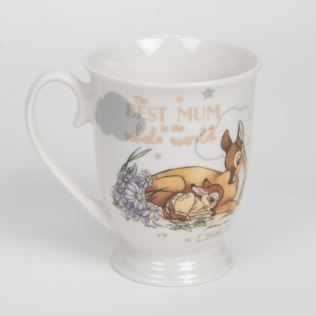 Disney Magical Beginnings Bambi Mug - The Best Mum Product Image