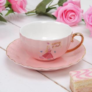 Disney Pastel Princess Tea Cup & Saucer - Aurora Product Image