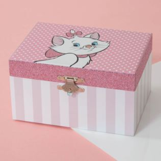 Disney Oui Marie Musical Jewellery Box Product Image