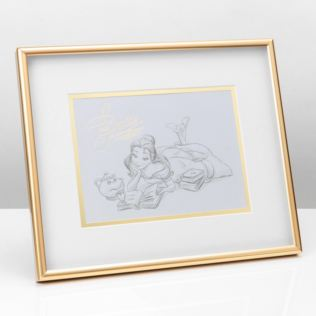 Disney Classic Collectables Framed Print - Belle Product Image