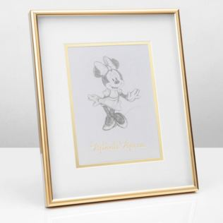 Disney Classic Collectables Framed Print - Minnie Mouse Product Image