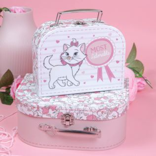 Disney Oui Marie Set of 2 Vanity Cases Product Image