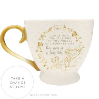 Disney Happily Ever After Mug - Beauty & The Beast Product Image