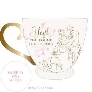 Disney Happily Ever After Mug - You Found Your Prince Product Image