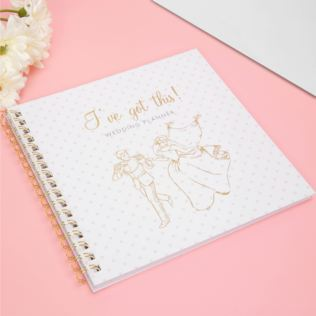 Disney Happily Ever After Guided Wedding Planner Product Image