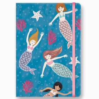 Studio Oh! Compact B6 Deconstructed Journal Mermaid Tales Product Image
