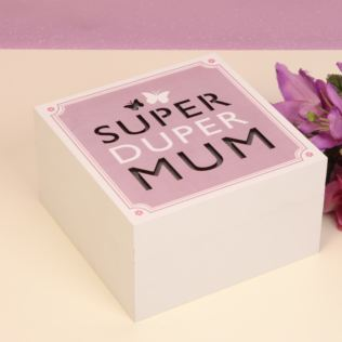 Celebrations Super Duper Mum Light Up Box Product Image