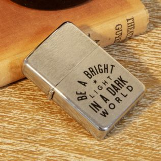 Hemmingway Lighter - Be A Bright Light In A Dark World Product Image