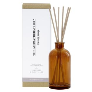 250ml Relax Therapy Reed Diffuser Lavender & Clary Sage Product Image