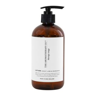 Therapy Hand & Body Lotion 500ml - UPLIFT - Lime & Mandarin Product Image