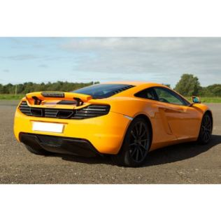 McLaren vs Ferrari 458 Driving Thrill Product Image