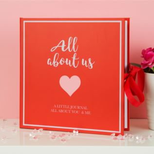 True Valentine All About Us Keepsake Journal Product Image