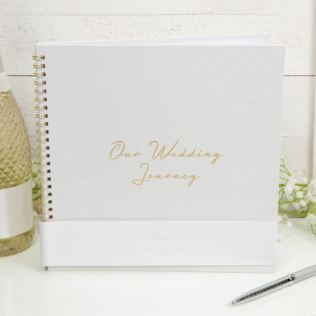 AMORE BY JULIANA® Wedding Journal - Our Wedding Journey Product Image