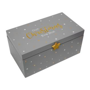 Grey & Gold Christmas Eve Box Product Image