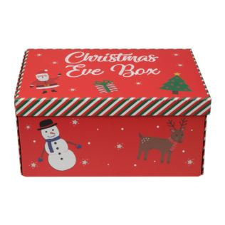 Small Character Christmas Eve Box 32cm x 20cm x 15cm Product Image