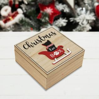 Cat Christmas Eve Box Product Image