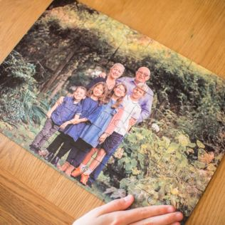 Personalised A3 Photo Upload Jigsaw Product Image