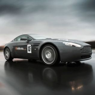 Aston Martin Driving Thrill with Passenger Ride Product Image