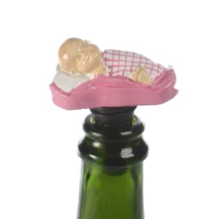 New Baby Girl Bottle Stopper Product Image