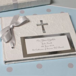 Personalised Baptism Photo Album Product Image